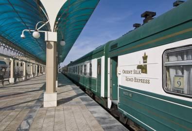 10-1 Ihr Sonderzug Orient Silk Road Express - Roland Jung X