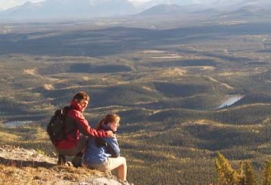 Alaska Yukon Landschaft