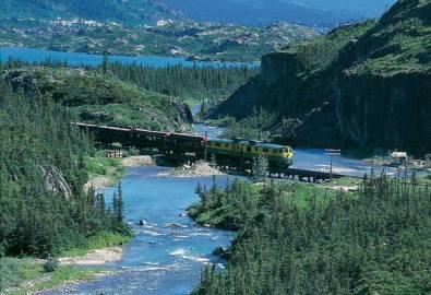 Alaska Yukon White Pass
