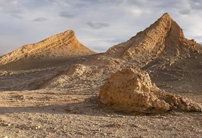 Chile Atacama Valle Luna