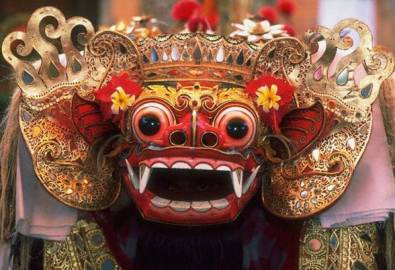Indonesien Bali Kultur
