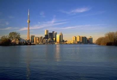 Kanada Toronto Skyline