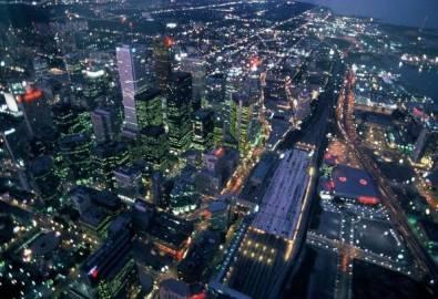 Kanada Toronto von oben