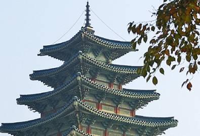 Korea Seoul Königspalast