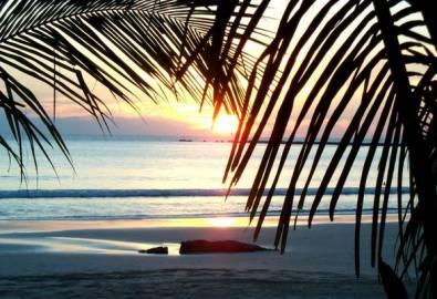 Myanmar Ngapali Sonnenuntergang