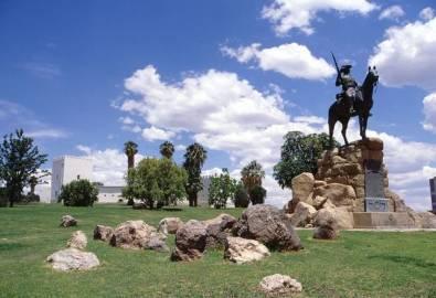 Namibia Windhoek alte Festung