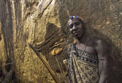 Tansania bei den Hadzabes
