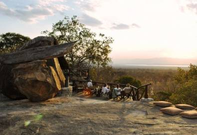Tansania Tarangire Maweninga Camp