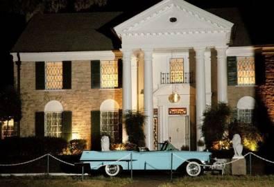 USA Memphis Graceland