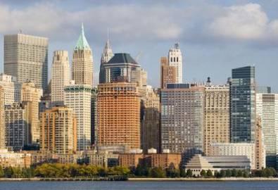 USA New York Skyline