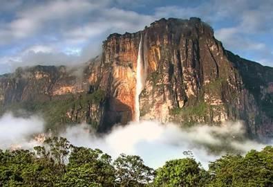 Venezuela Canaima Angel Fall
