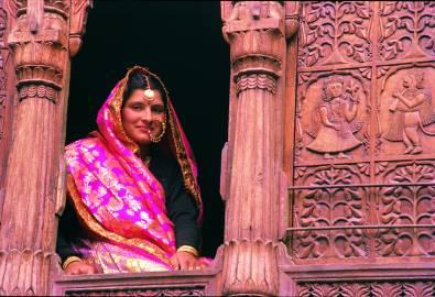 Indien - Einheimische