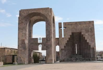 Armenien - Etschmiadzin Kathedrale