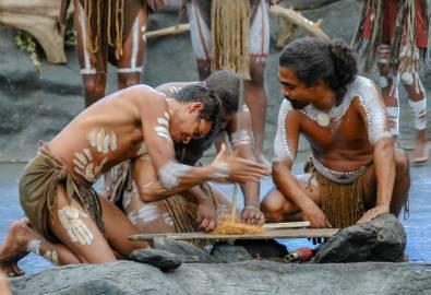 AU_Aborigines_Fire_making_iStock-973261554