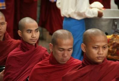 Myanmar - Amarapura