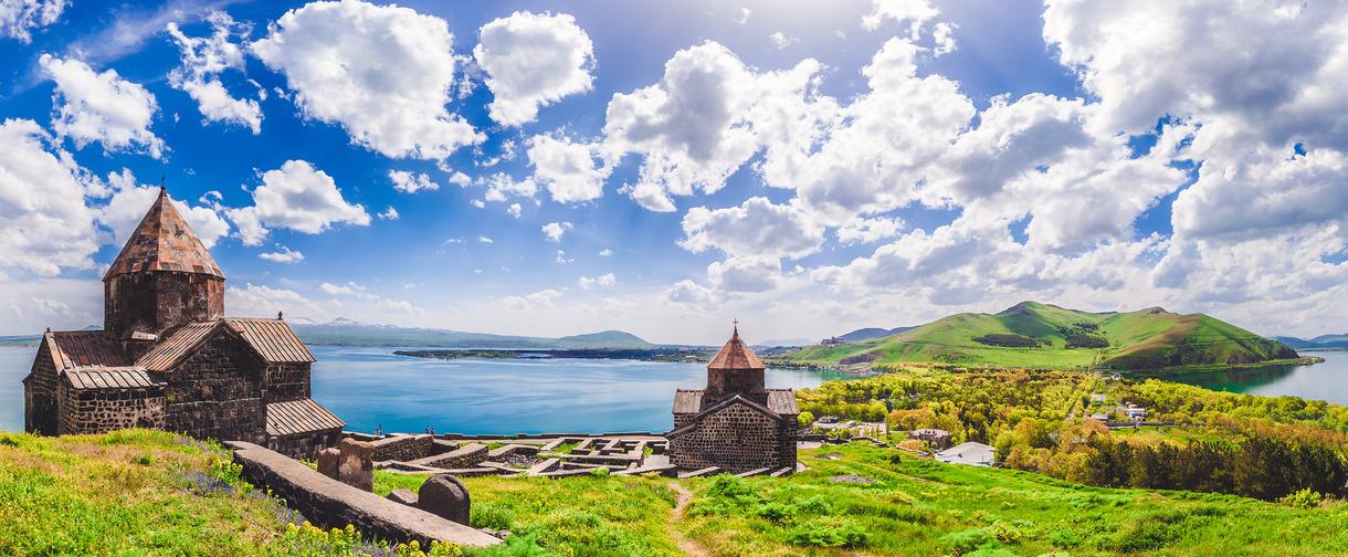 Armenien Sewan See