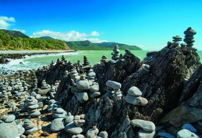 Balancing Rocks Of North Queensland