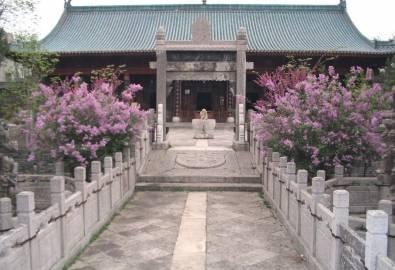 China Xian Grand Mosque