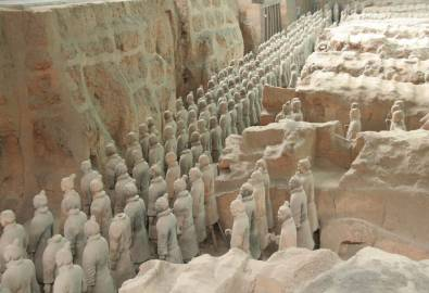 China Xian Terra Cotta Armee