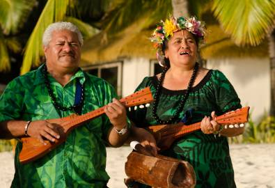 CK_Polynesian Pacific Island Tahitian Music