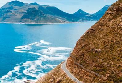 Südafrika - Chapmans Peak Drive