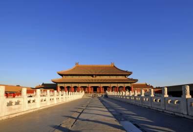 China - verbotene Stadt