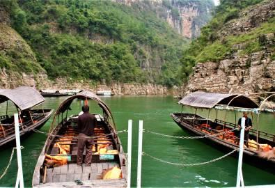 China, Yangtze - kleine Schluchten