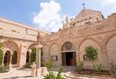 Israel - Geburtskirche Jesu Bethlehem
