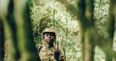 Uganda - Bwindi Nationalpark