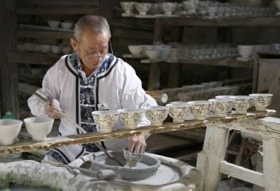 China Handwerkskunst