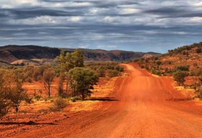 Header_Australien_NT_Outback Straße_shutterstock-38150164