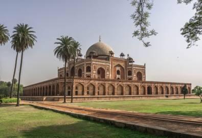 Indien - Humayun's Grab