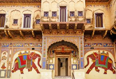 Indien - Mandawa