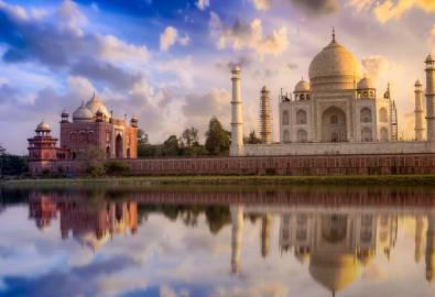Indien - Taj Mahal