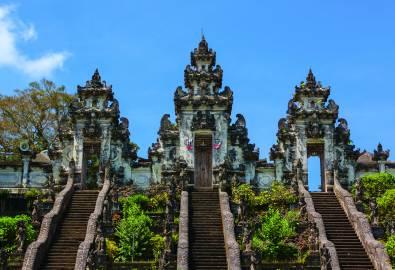 Lempuyang temple - Bali Island Indonesia