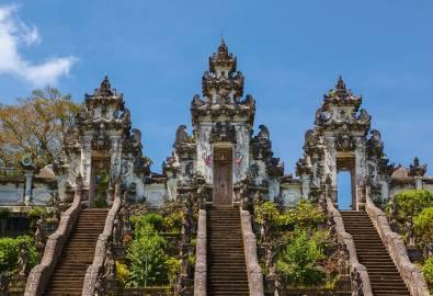 Indonesien Bali Lempuyang Tempel