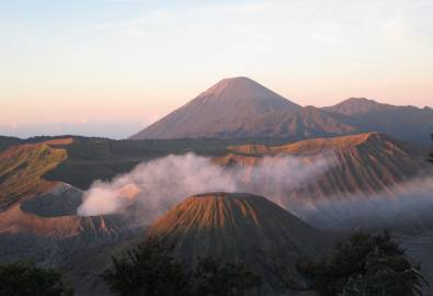 Indonesien Java Mount Bromo