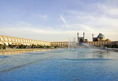 Iran Isfahan- Naqsh-e Yahán Platz
