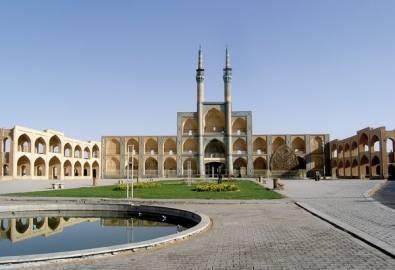 Iran - Yazd Freitagsmoschee