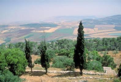 Israel Galiläa Landschaft
