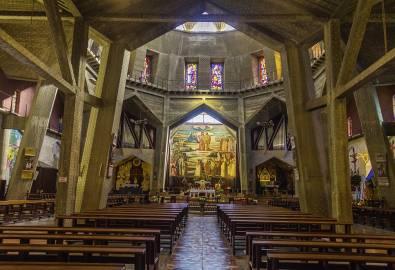 Israel Nazareth Verkuendigungskirche
