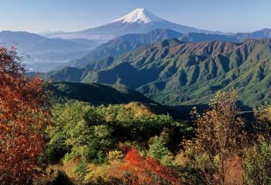 Japan - Fuji Herbstimpressionen