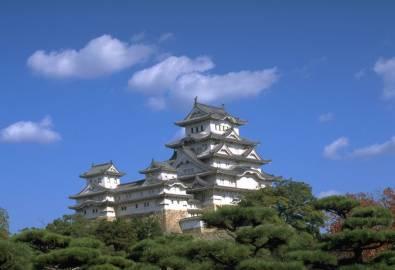 Japan - Himeji Burg