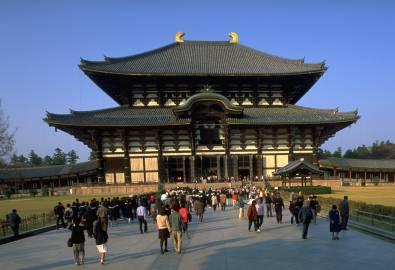 Japan - Nara Todaiji Tempel