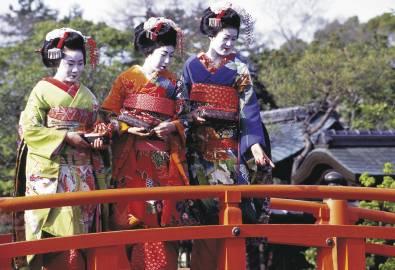 Japan Geishas