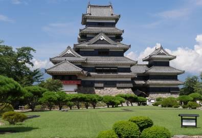Japan Matsumoto Krähenburg