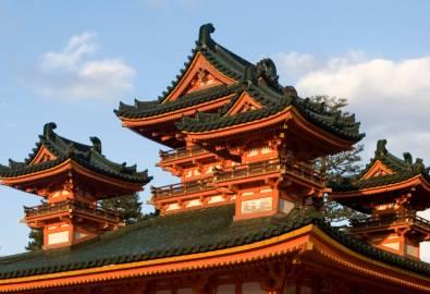 Japan - KyotoTempel