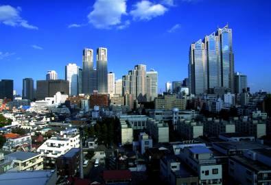 Japan - Shinjuku Tokyo