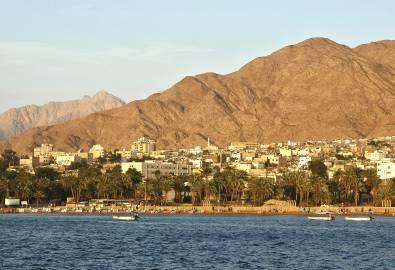 Jordanien - Aqaba