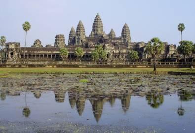Tempel von Angkor Kambodscha